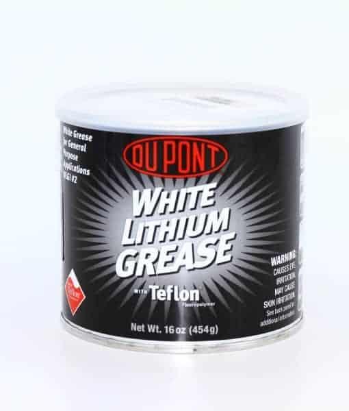 Teflon White Lithium Grease Miller Stephenson Chemicals